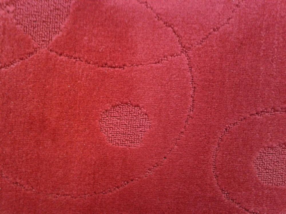 Koupelnový set - červená